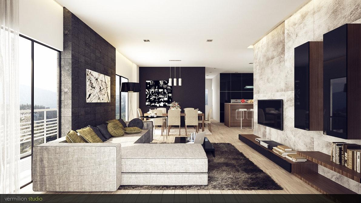 Modern Minimalist Living Room Design Spacious Living Room Designs Combined With Modern And Minimalist