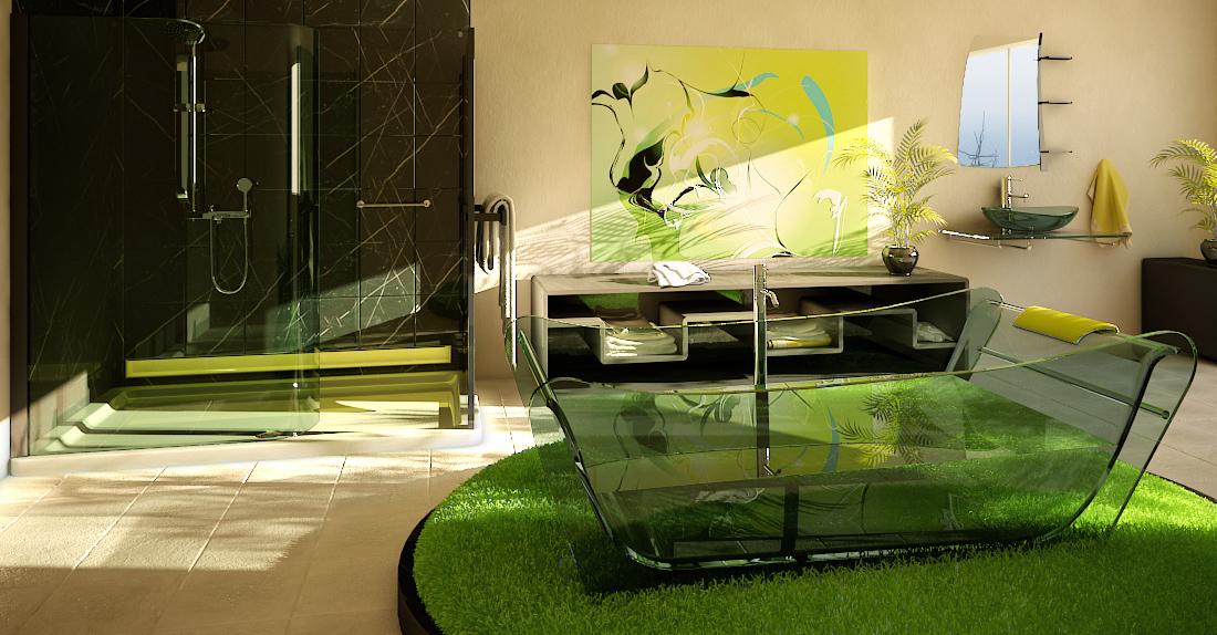 Arkiden124 Beautiful Bathroom Design