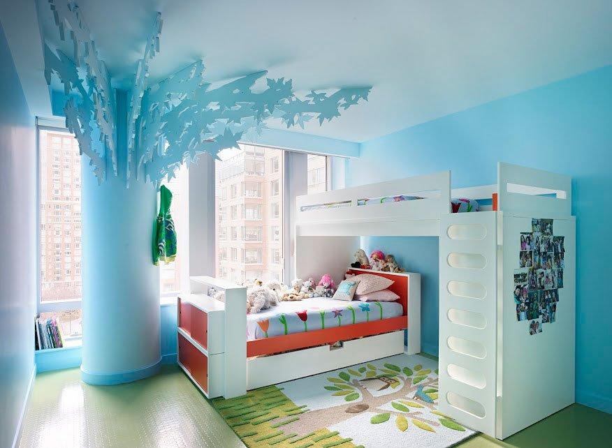 girls bedroom design idea