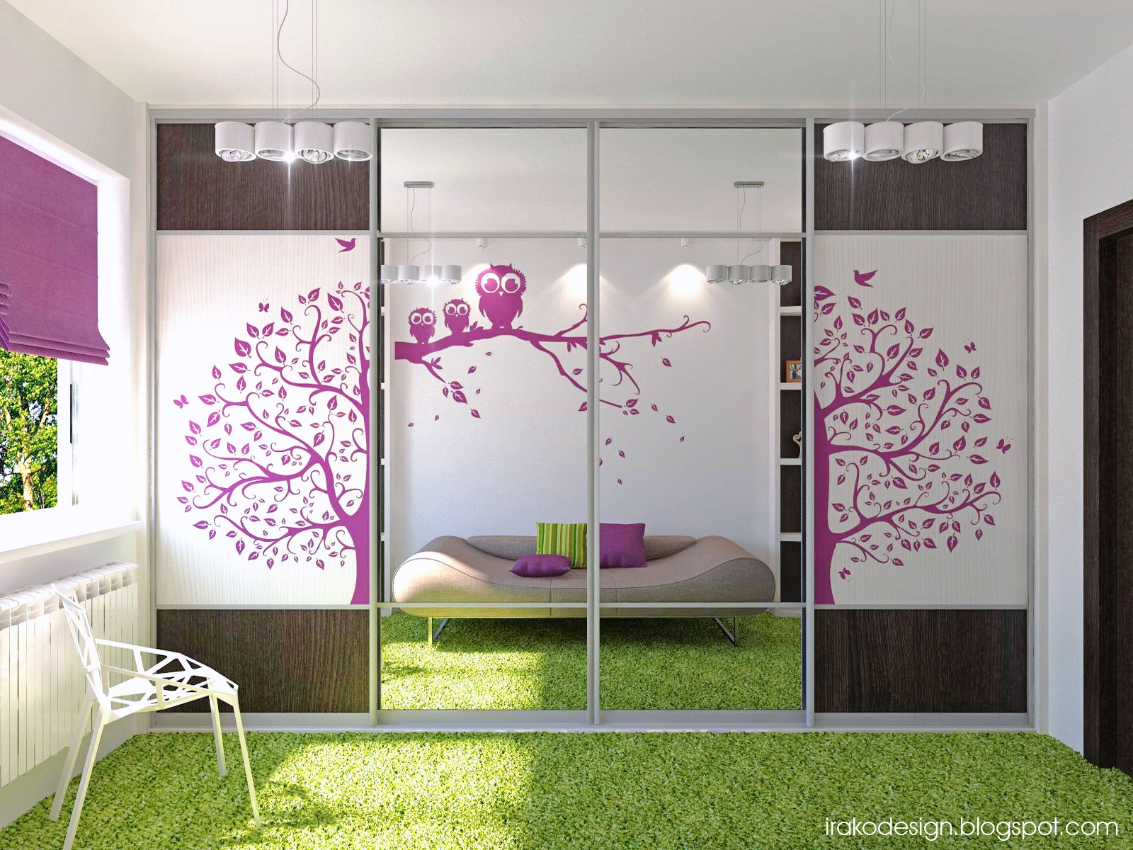 beauty girls room decor