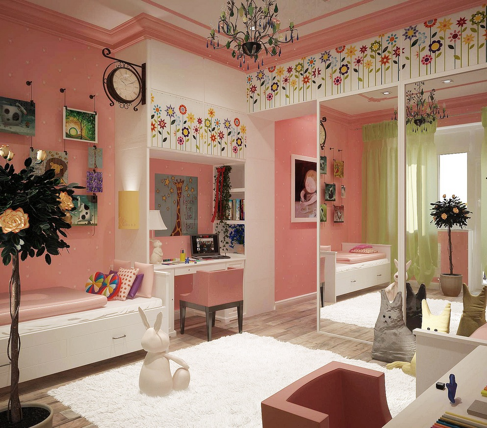 girls bedroom furniture design