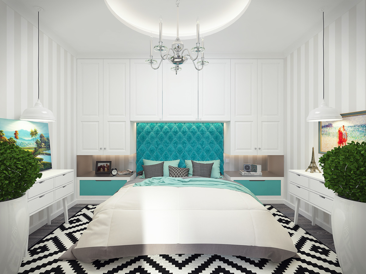 awesome bedroom decorating idea