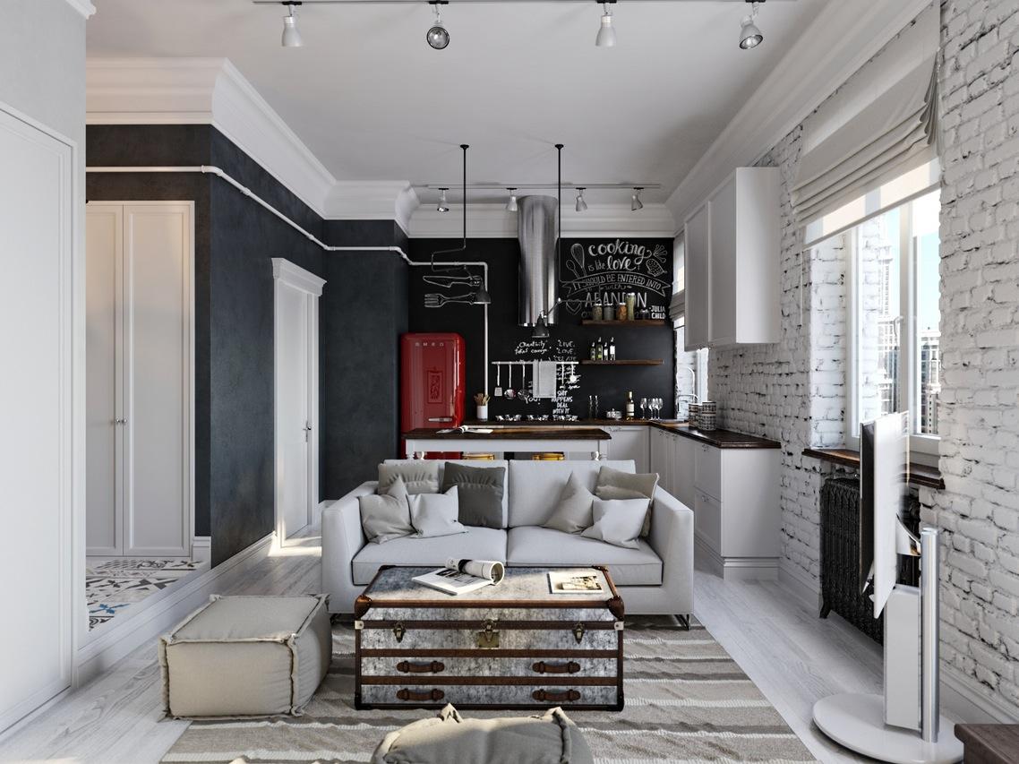 decorating white living room