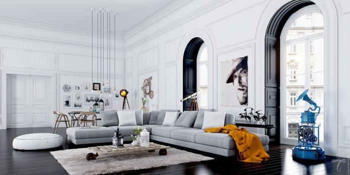 fascinating scandinavian living room designs