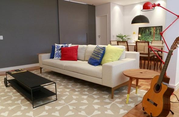 Contemporary apartment design