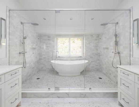 Contemporary bathroom decor ideas