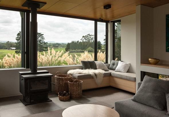 Contemporary single family house