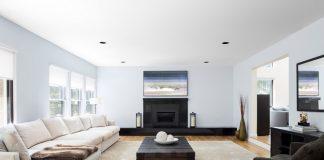 Contemporary single house decorating ideas