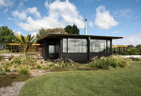 Contemporary single house design