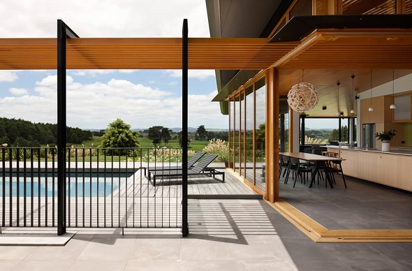 Contemporary terrace design ideas