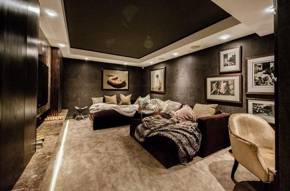 Luxurious apartment design