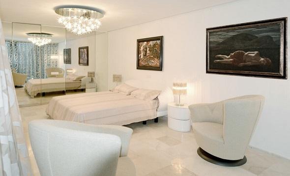 Luxurious bedroom design ideas