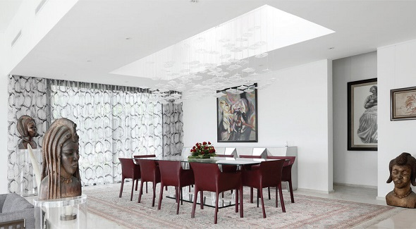 Luxurious dining room decorating ideas