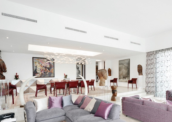 Discover Your Luxurious Home Design Ideas Decorated With ...