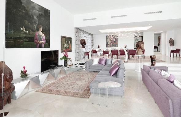Luxurious home interior ideas