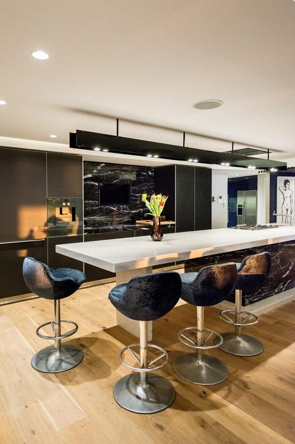Luxurious kitchen ideas