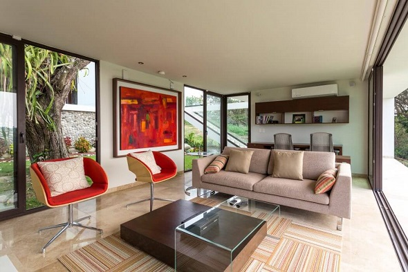 Luxurious living room ideas