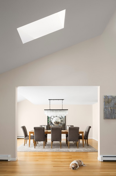 Luxury dining room decor