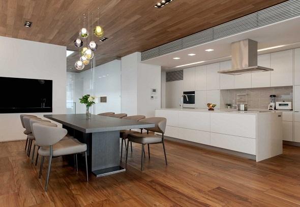 Luxury dining room decorating ideas
