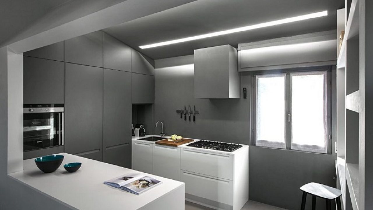 Utilizing One Of 4 Captivating Minimalist Kitchen Decor Ideas Along With The Latest Modern Tips For Decorating Roohome