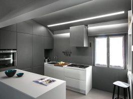Minimalist kitchen decor ideas