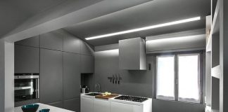 Minimalist kitchen decor ideas