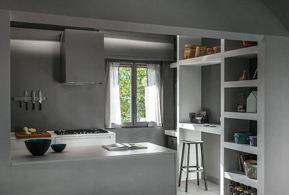 Minimalist kitchen designs and plans
