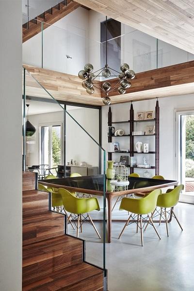 Modern dining room interior ideas