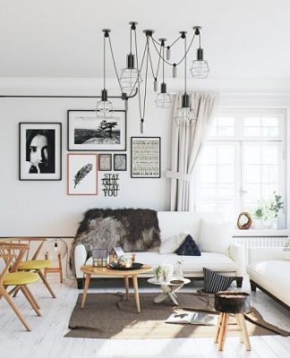 Scandinavian apartment decorating ideas