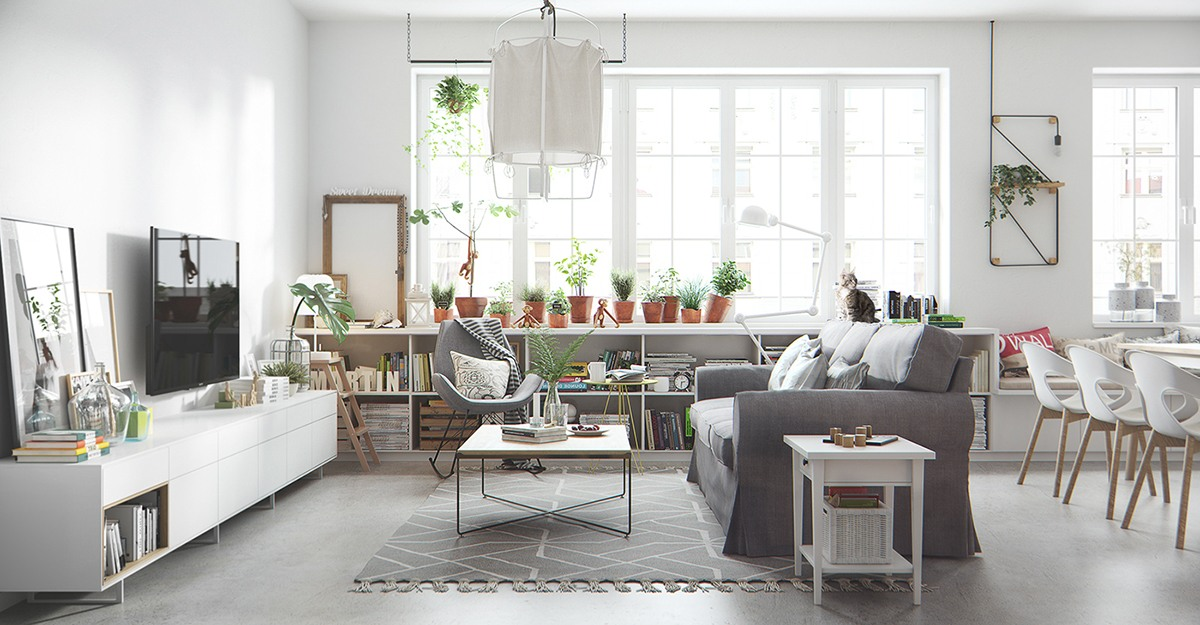 Scandinavian Interior Decor Inspiration