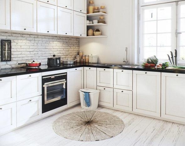 Scandinavian kitchen interior ideas