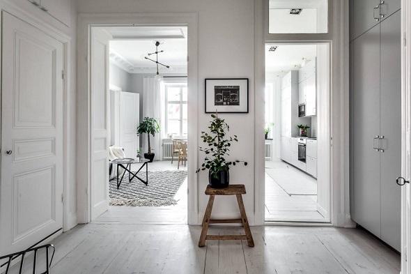 Small kitchen design interior