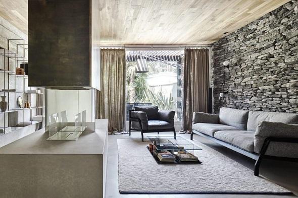 Two-storey house interior ideas