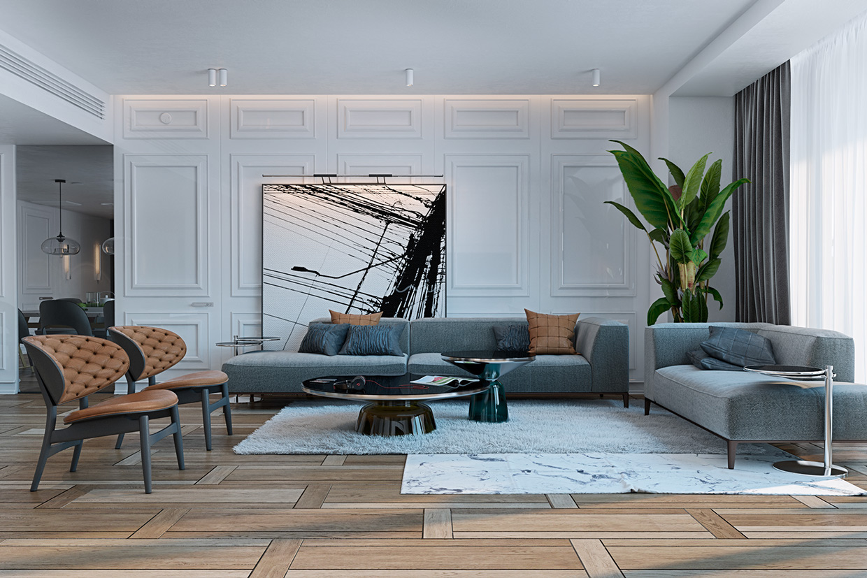 Modern Living Room Decorating: Modern And Luxury Living Room Designs Look So Outstanding