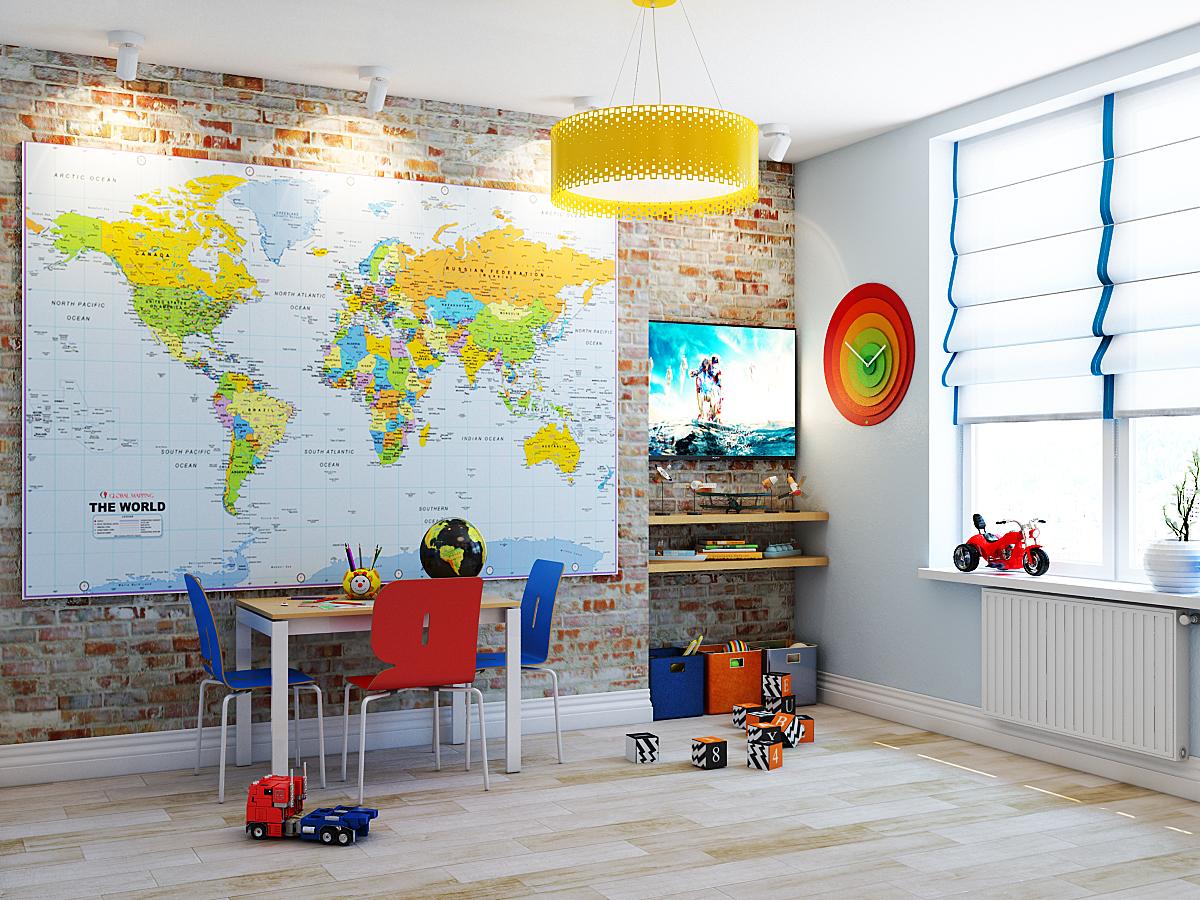 charming kids room decor