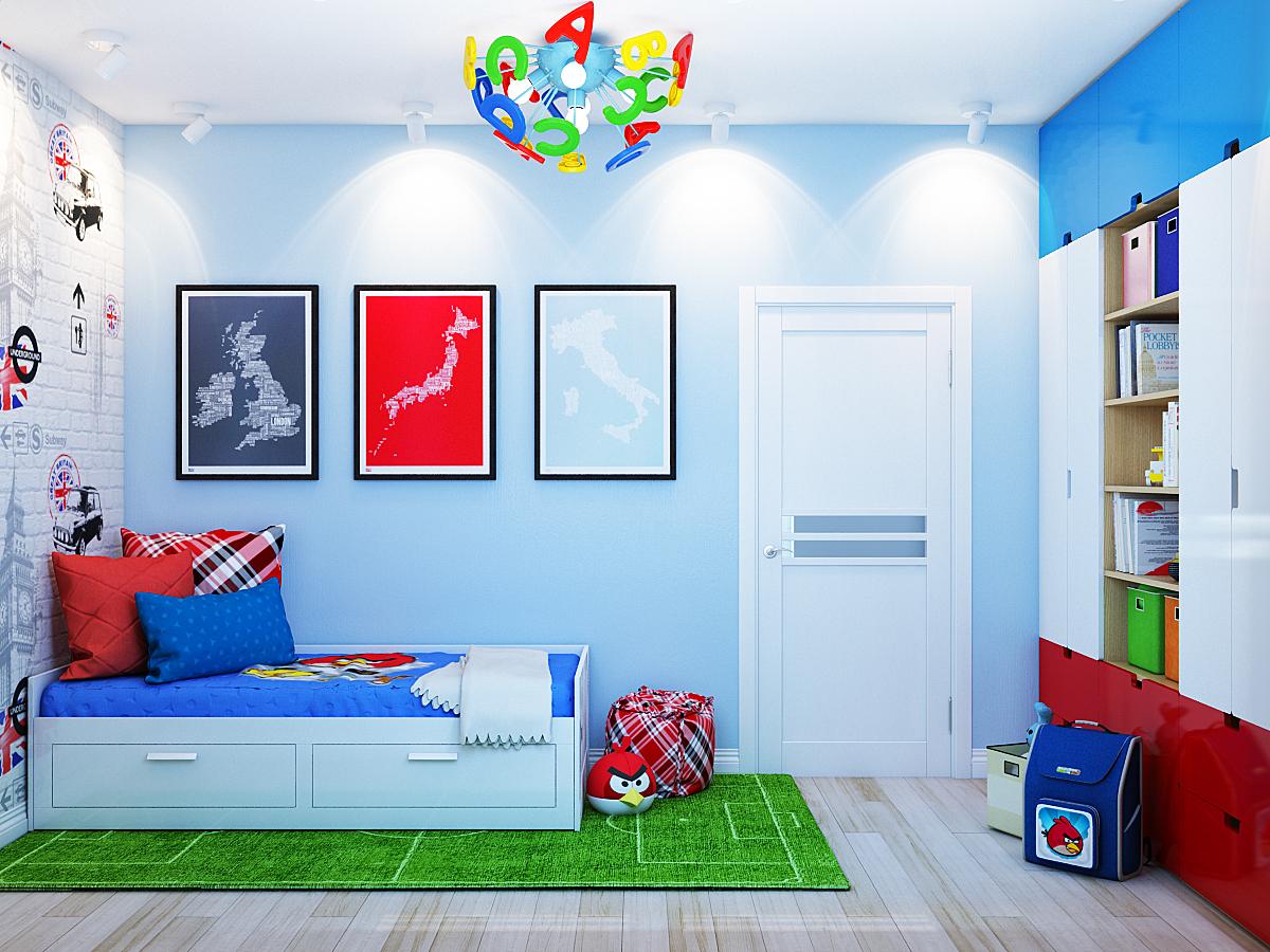 small kids room design