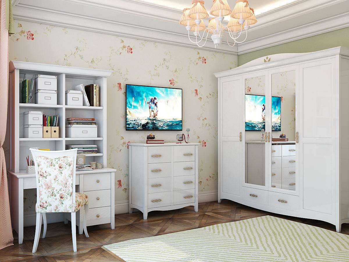 contemporary teenage bedroom design