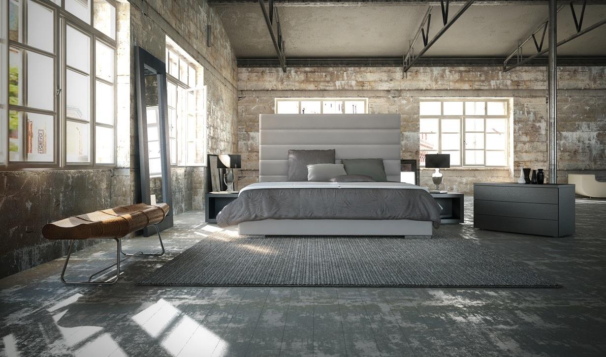 spacious luxury bedroom design