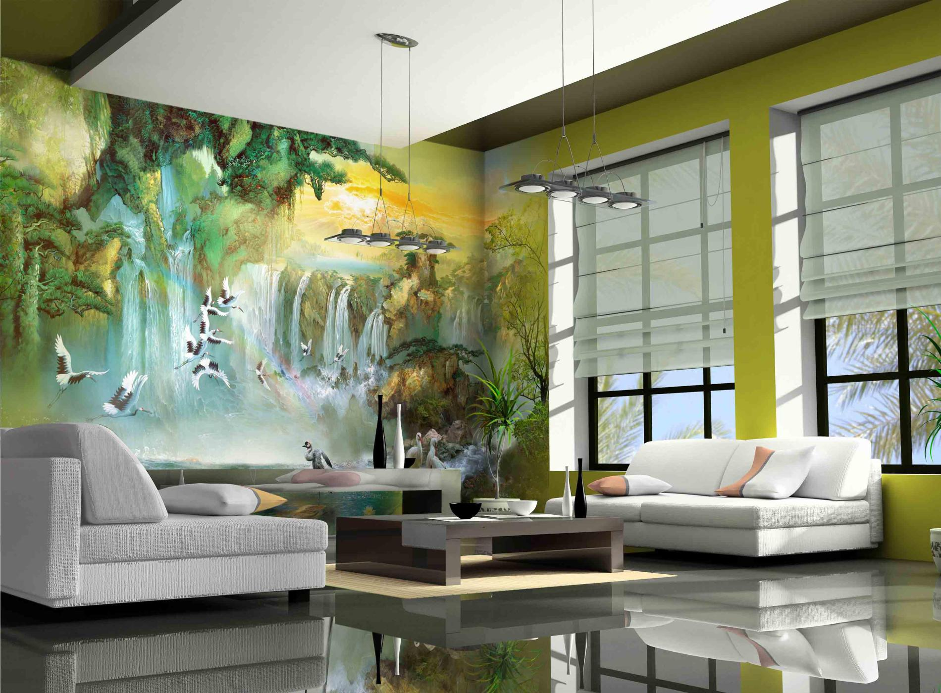 nature artwork wall decor