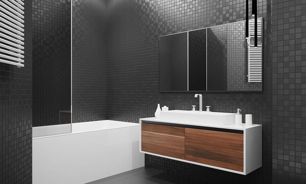 A Suitable Simple Small Bathroom Designs Looks So Perfect And Spacious With A Smart Decor Ideas
