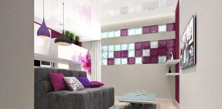 luxury small studio apartment