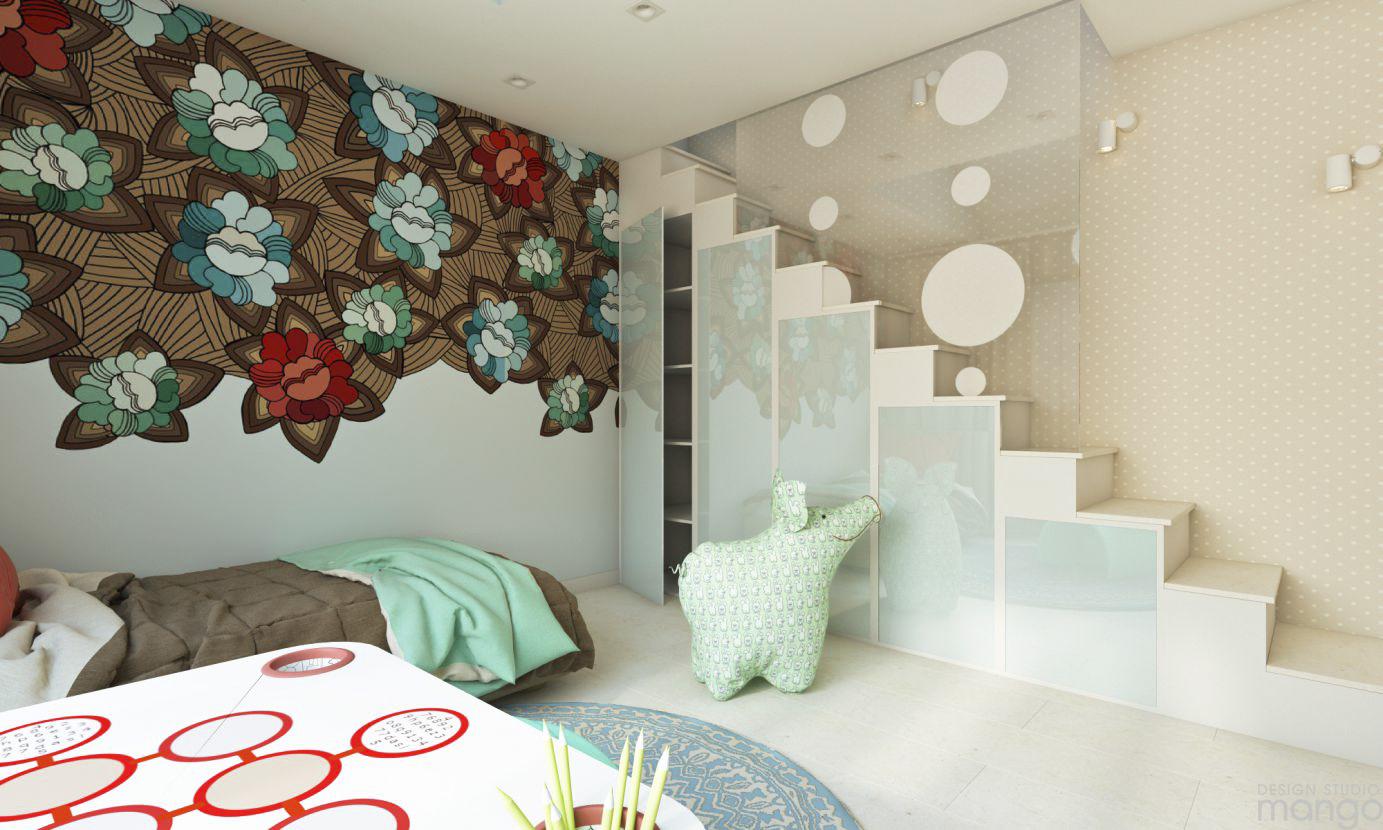 girls room design