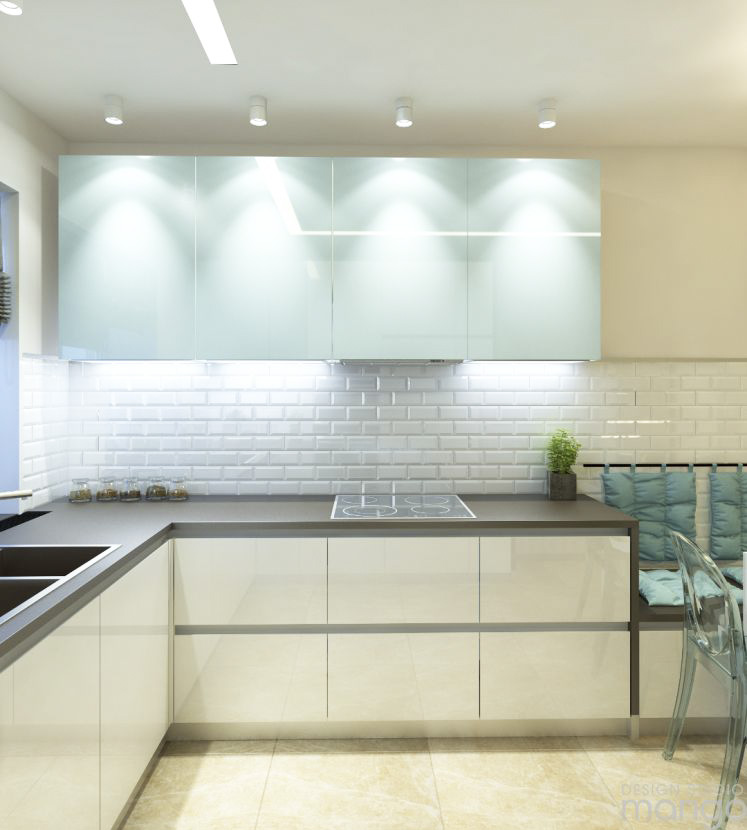 brick stone backsplash design