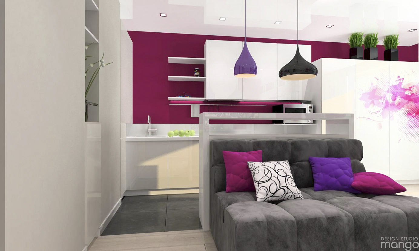 luxury small apartment design