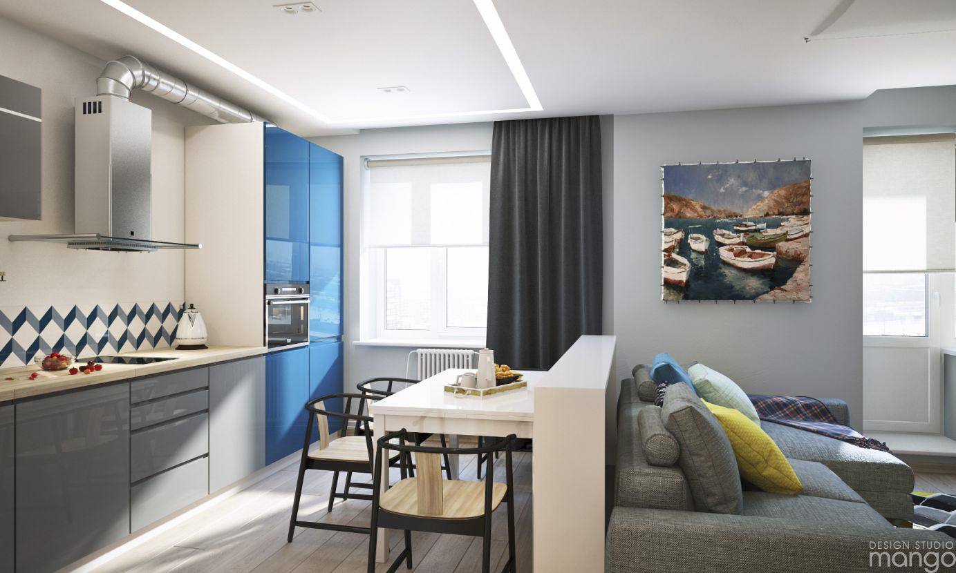 minimalist small kitchen design