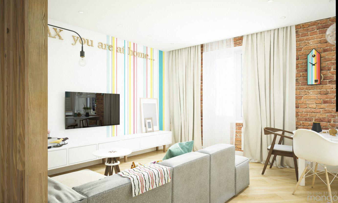 white modern apartment