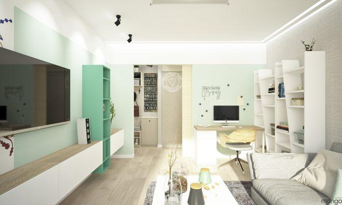 contemporary small home design