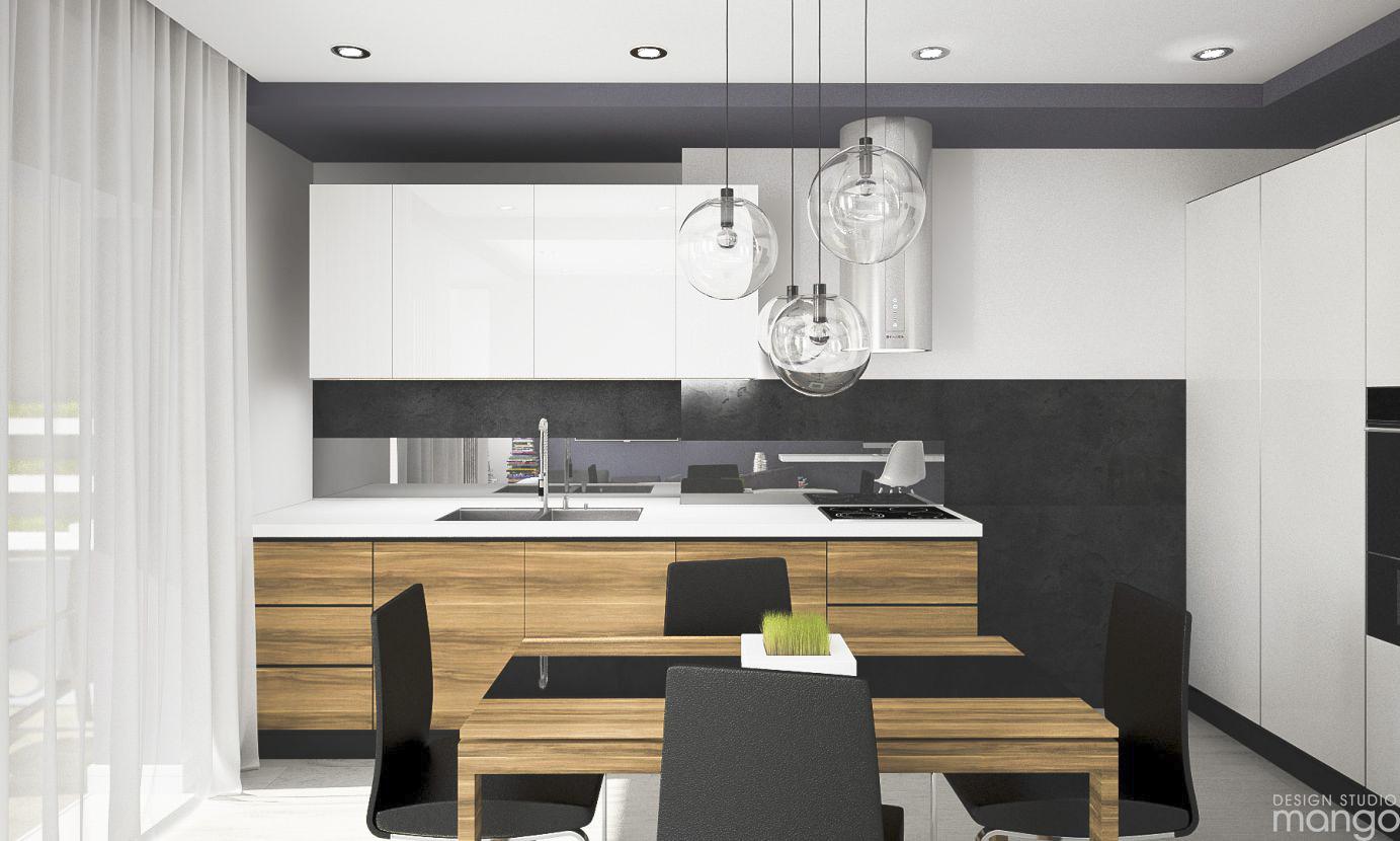 simple kitchen decor