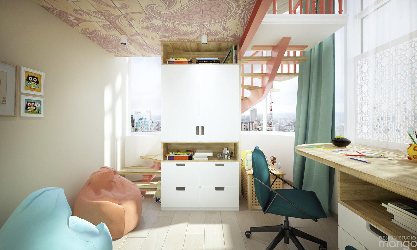 minimalist girls room decor