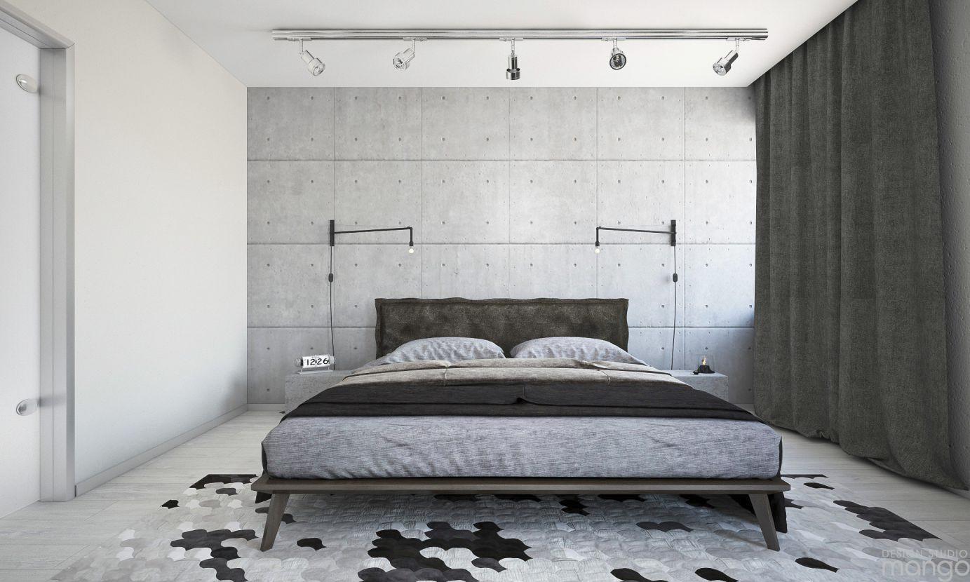 Michal Morzy White Luxury Bedroom Design